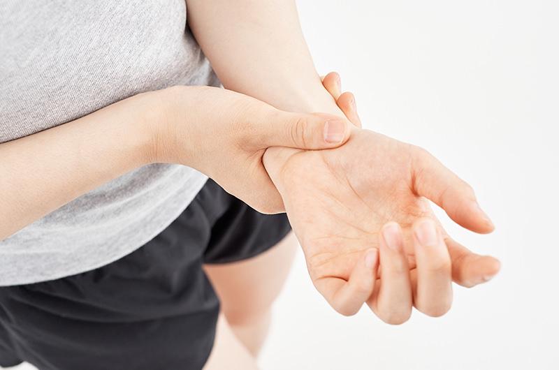 こんな腕・手・肘の症状でお困りではありませんか?