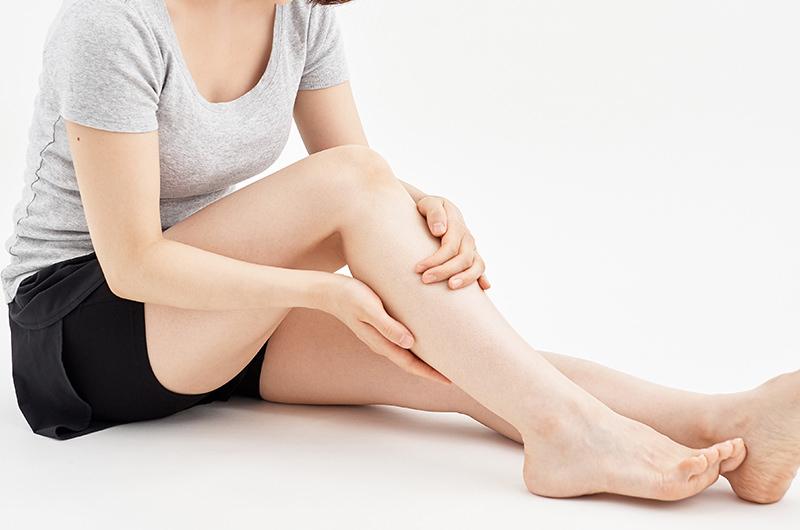 こんな足の症状でお困りではありませんか?