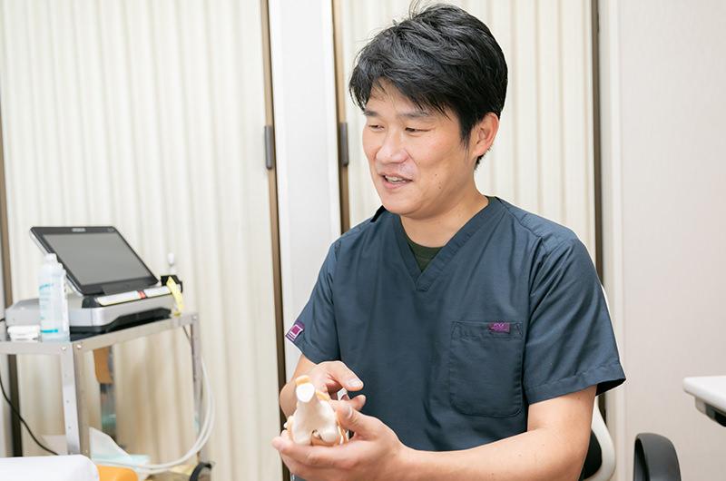 膝関節疾患を専門に診療