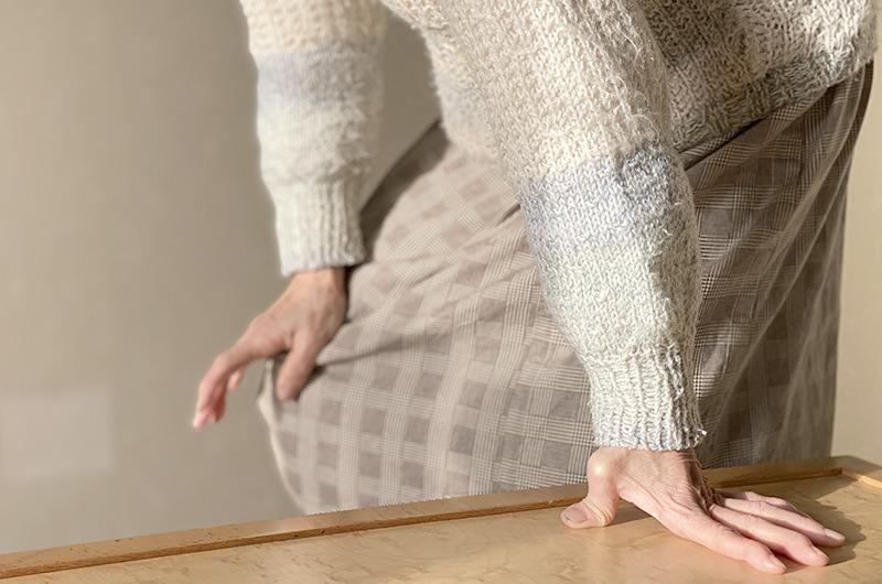 関節で炎症が起こり変形してしまう疾患です