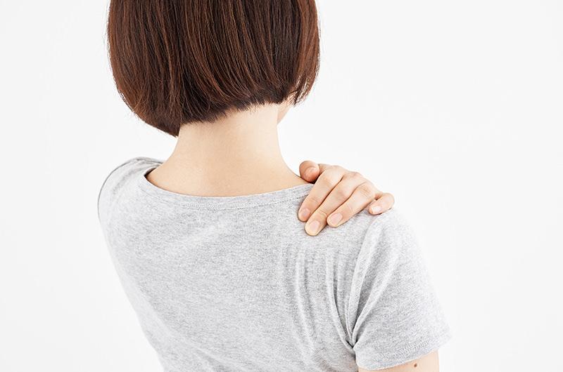 こんな肩の症状でお困りではありませんか?